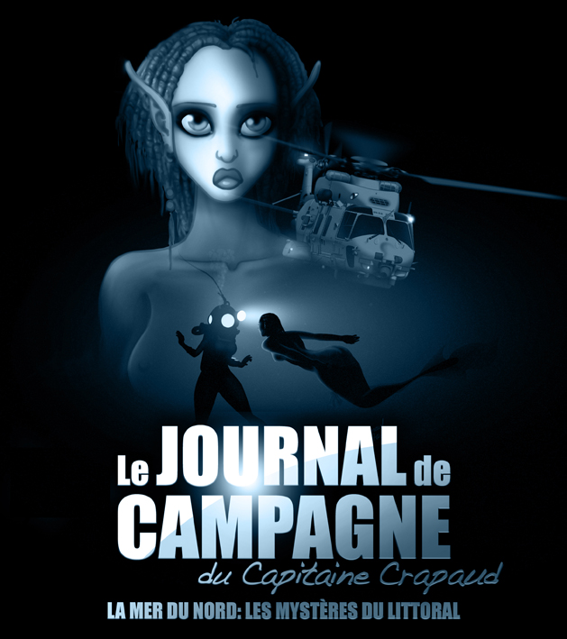 Le journal de campagne du Capitaine Crapaud