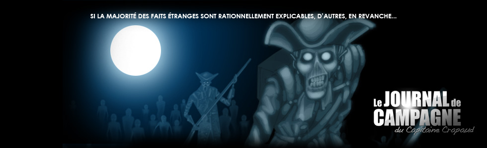 Journal de campagne du Capitaine Crapaud - Tome 2