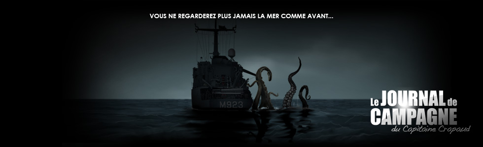 Le journal de campagne du Capitaine Crapaud - Tome 3